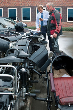how to make a claim on at fault driver insurance